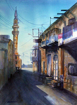 Salt- Jordan by Ahmad Subaih
