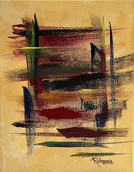 San Pan by Judy M Watts-Rohanna