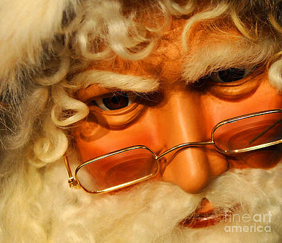 Santa by Alan Crosthwaite