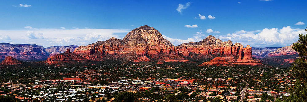 Lisa  Spencer - Sedona Red Rock