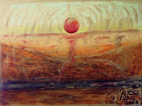 Sedona Sunrise by Rick Tucker