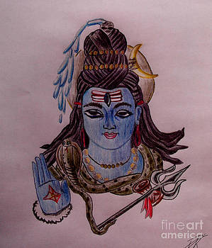 Ayasha Loya Aka Pari  Dominic - Shiva