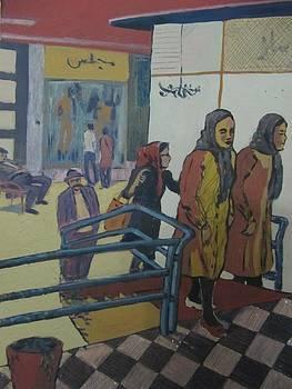 Shopping by Molood Mazaheri