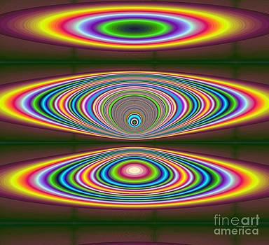 Solar Cosmic Cycle by Deborah Juodaitis