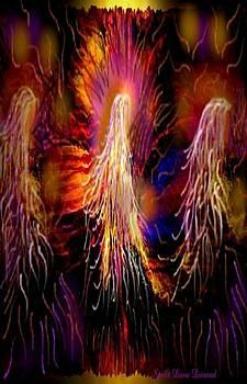 Spirit Dancers by Spirit Dove  Durand