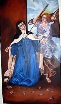 Ste. Teresa by John Sowley