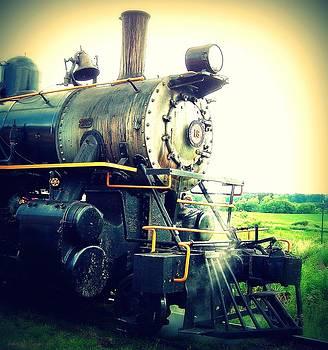 Steam Engine 18 by John Carncross