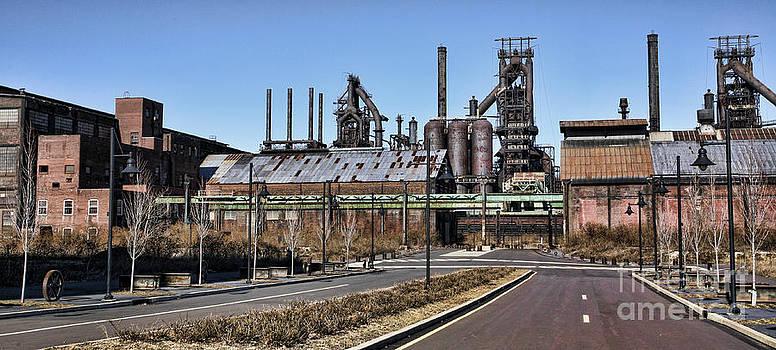 Chuck Kuhn - Steel Works III