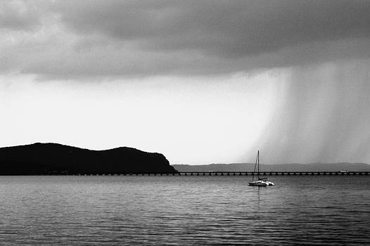 DazzleMe Photography - Storm at Hook Mountain Piermont NY