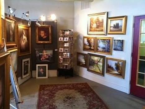 Studio Photo by Patti Trostle
