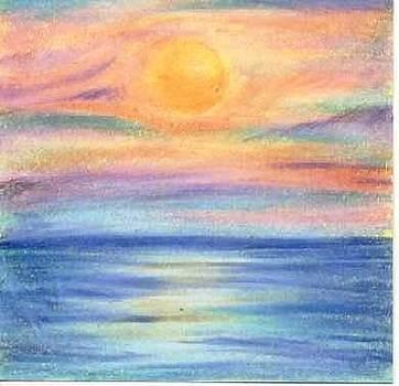 Sunset by Judith Correa
