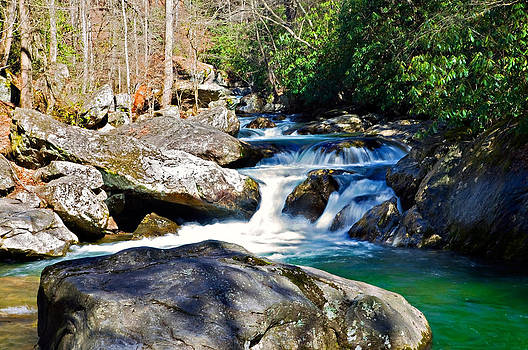 Tallulah River by Susan Leggett