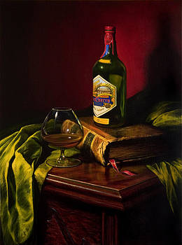 Tequila Cuervo by William Martin