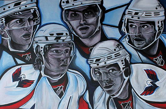 The Capitals by Kate Fortin