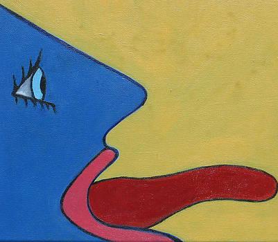 The Gossiper by Sandra McHugh