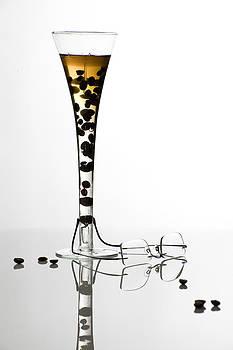The morning drink by Ovidiu Bastea