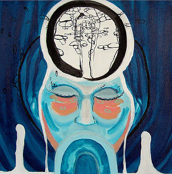 Think Away by Pattarapong Uea-amonvanish