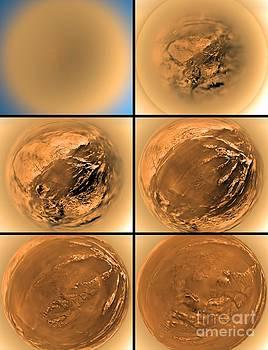 NASA - Titans Surface