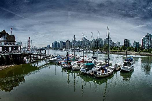 Vancouver Canada by Scott Holmes