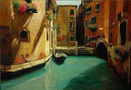 Venecia by William Martin