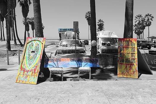 Venice Beach by Robbie Basquez