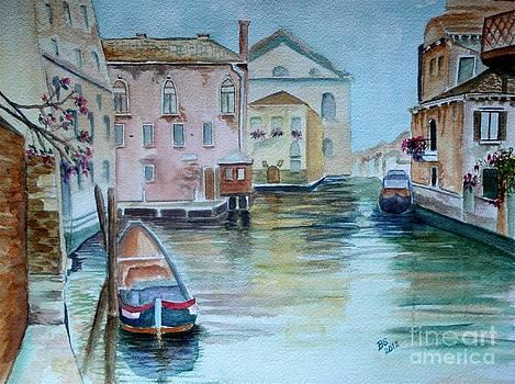 Venice by Bonnie Schallermeir
