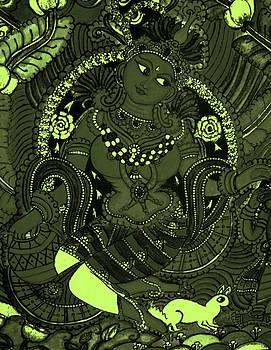 Vindhyavasini..... by Maneesh Kumar