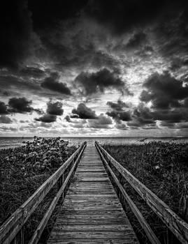 Walkway To Tomorrow by Nick  Shirghio