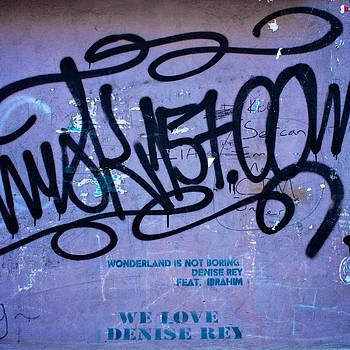 We love Denise by Ferry Ten Brink