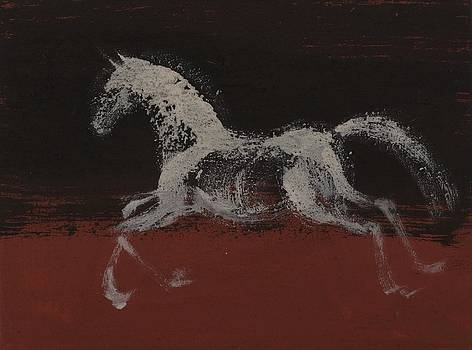 White Horse by Sophy White