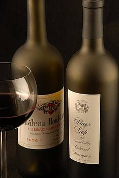 Wine labels by David Campione