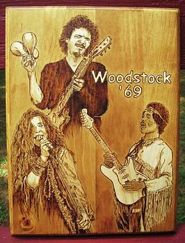 Woodstock '69 by Bob Renaud