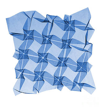 Ted Kinsman - X-ray Of Mathematical Origami