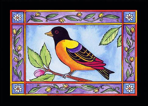 Yellowbird by Pamela  Corwin