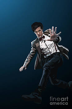 126. The Eleventh Doctor by Tam Hazlewood