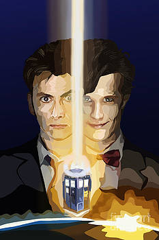 128. Doctor Squared by Tam Hazlewood