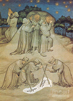 Science Source - 14th Century Astronomers