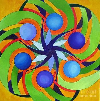 156. Mandala by Martin Zezula