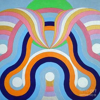 165. Mandala by Martin Zezula