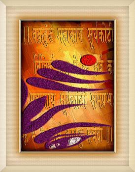 Abstract by Rajesh Kansara
