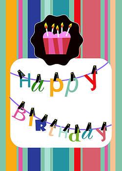 Happy Birthday by Baker  Alhashki