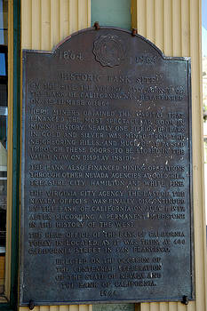 LeeAnn McLaneGoetz McLaneGoetzStudioLLCcom - 1864 Bank History Virginia City