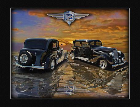 1934 Buick by John Breen