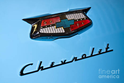 1955 Chevy Bel Air by Aleksander Suprunenko