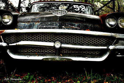 1958 Ford Fairlane by Alyssa Marek