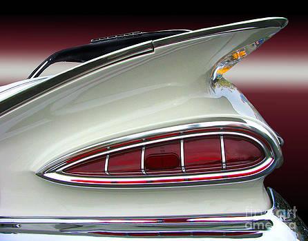 Peter Piatt - 1959 Chevrolet Impala Tail