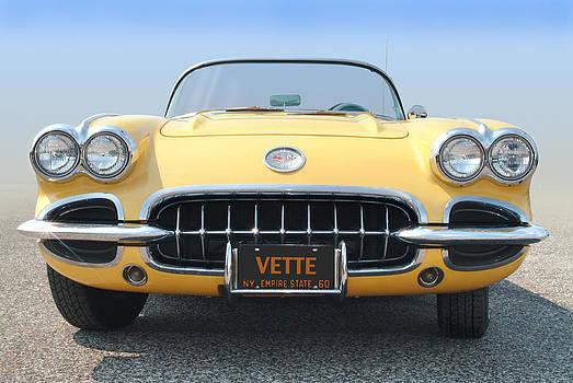 1960 Corvette by Bryan Allen