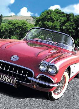 1960 Corvette by Rod Seel