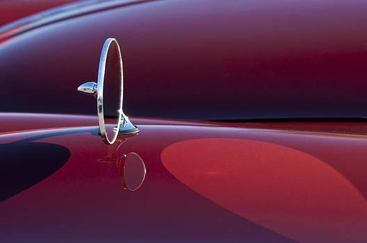 Jill Reger - 1960 Jaguar XK150 Roadster Side View Mirror