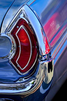 Jill Reger - 1962 Pontiac Catalina Convertible Taillight